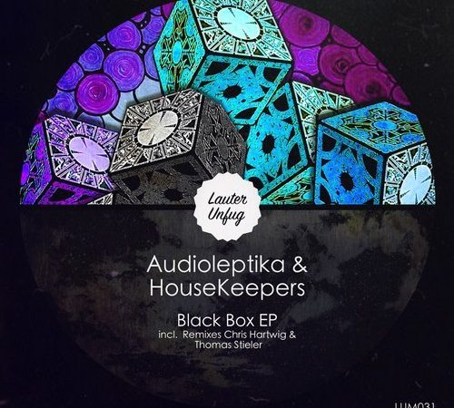 LUM031 Audioleptika & Housekeepers – Black Box EP