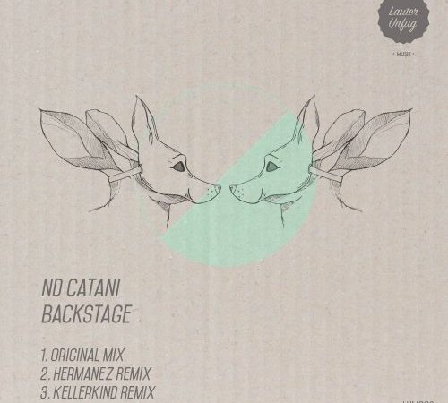 LUM002 ND Catani – Backstage EP