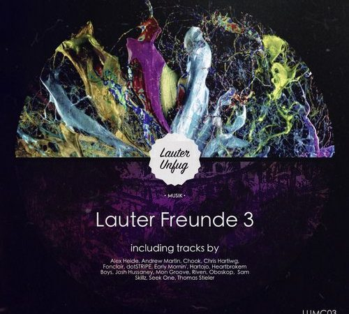 LUMC03P2 Lauter Freunde – Compilation Part 2