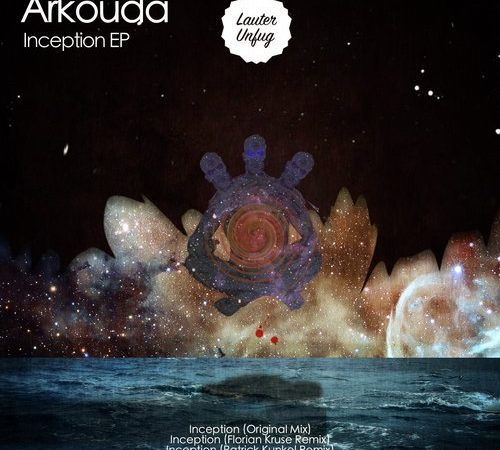 LUM018 Arkouda – Inception EP
