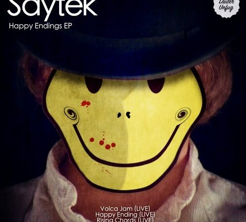 LUM021 Saytek – Happy Endings EP