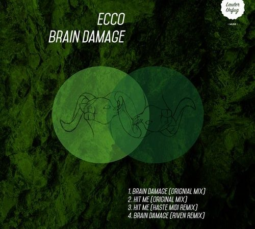 LUM009 Ecco – Brain Damage EP