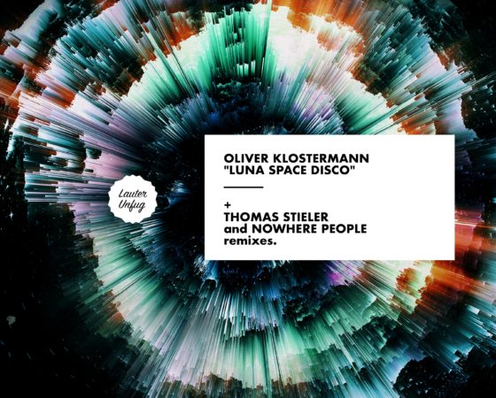 LUM062 Oliver Klostermann – Lunar Space Disco EP